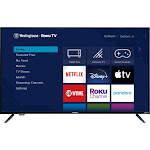 "Westinghouse - 50"" Class - LED - 2160p - Smart - 4K UHD TV with HDR - Roku TV"