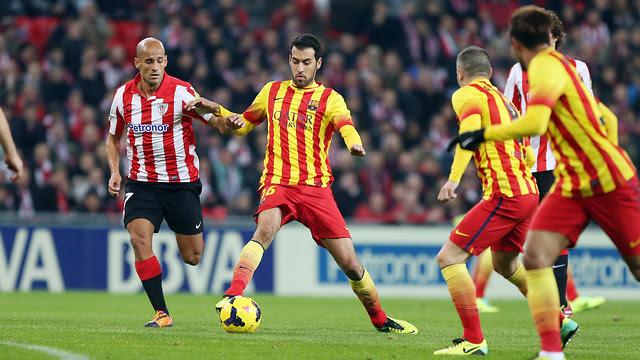 FC Barcelona v Athletic Bilbao, Sunday 20 at 9.00 PM CET ...