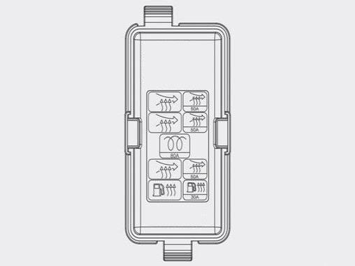 Hyundai Grand Santa Fe 2013 2016 Fuse Box Diagram Auto Genius