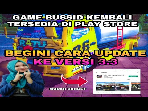 Bus Simulator Indonesia V3.3 APK + OBB