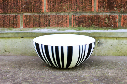 Cathrineholm Stripes Bowl by Jeni Baker