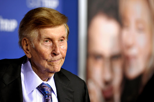 Judge dismisses mental competency case against Sumner Redstone