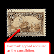 FAQ-What is the difference between an postmark and a cancellation?