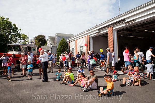 Edgartown News, Sara Piazza Photography, Edgartown Photographer, Edgartown Fire Museum Open House and Pancake Breakfast
