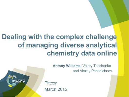 Dealing with the complex challenge of managing diverse analytical che…