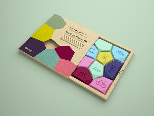 Nearables are here: introducing Estimote Stickers