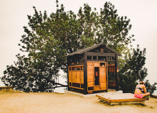 Griffith Park Teahouse Magically Appears