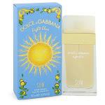 Light Blue Sun by Dolce & Gabbana Eau De Toilette Spray 1.7 oz for Women