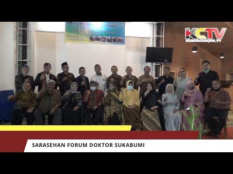 Sarasehan Forum Doktor Sukabumi