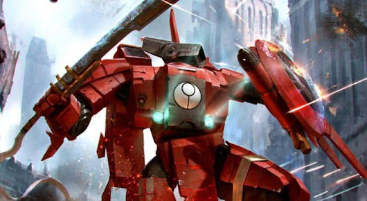 Tau Commander Farsight's The Eight Rules SPOTTED! - Spikey Bits