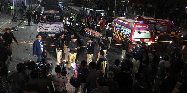83 muertos en atentado del Estado Islámico en Pakistán