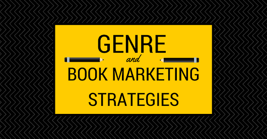 Genre & Book Marketing Strategies | Jamie Arpin-Ricci