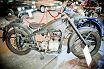 Motocykl EMW R 35, rocznik 1952 - miniatura