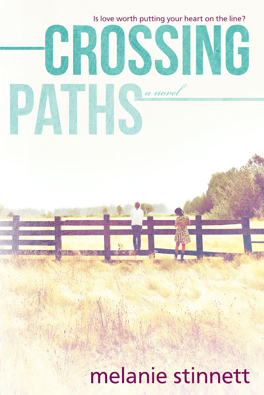 Release Day Blitz: Melanie Stinnett Crossing Paths