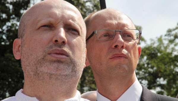 Украинская власть сформирована наполовину из воров, наполовину из мессий-неадекватов