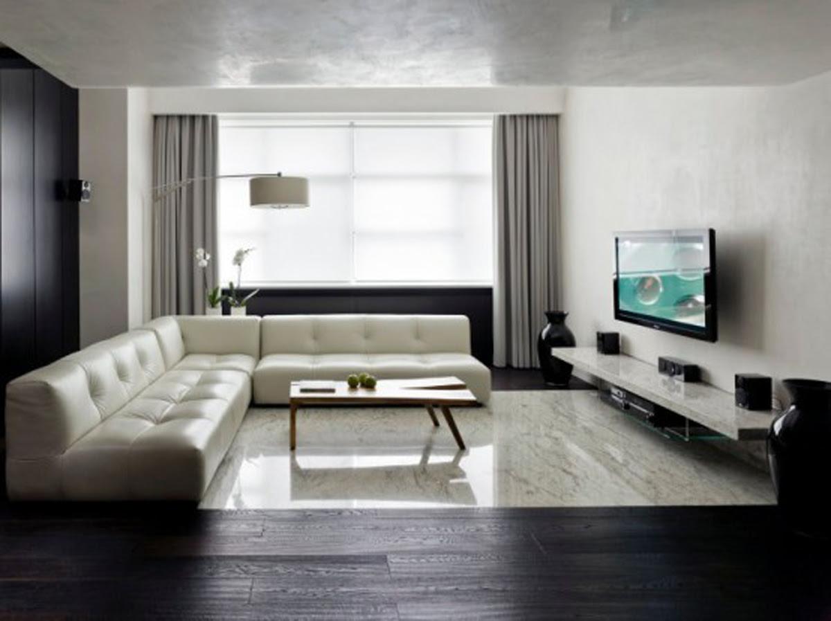 Minimalism: 34 Great Living Room Designs - Decoholic