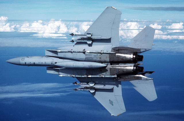 Boeing F-15 Eagle (McDonnell Douglas F-15 Eagle|)