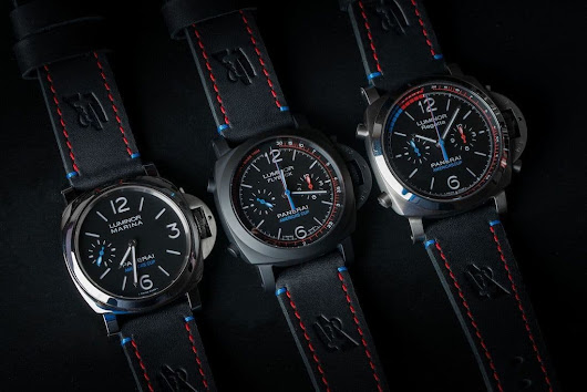 Panerai Celebrates America's Cup Properly