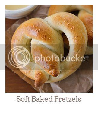 """""""Soft Baked Pretzels"""""""