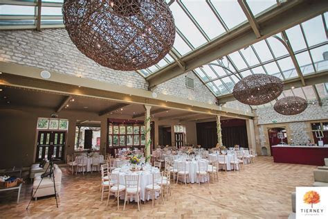 Thornbridge Hall Wedding, Derbyshire   Wedding Breakfast