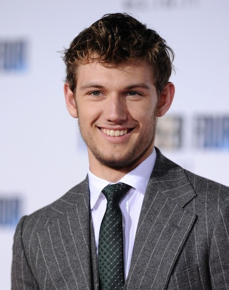 "Alex Pettyfer - ""I Am Number Four"" World Premiere"