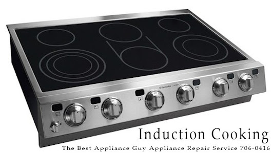 "Best Appliance Guy on Twitter: ""Some people that have an #induction cooktop say that it cooks better than #cooking with gas.  """