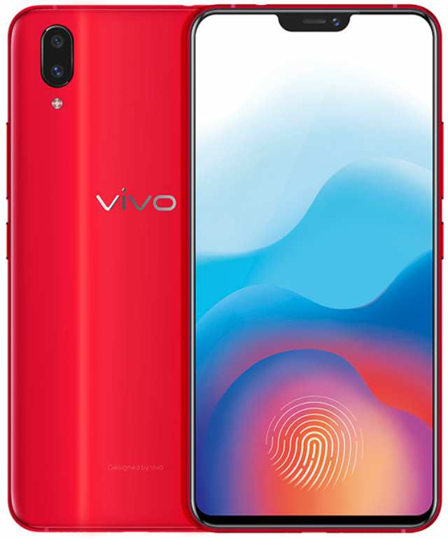Vivo X21 Goes Official: 19:9 Super AMOLED Display,  6GB RAM and more