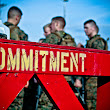 Commitment: What will you do no matter what?