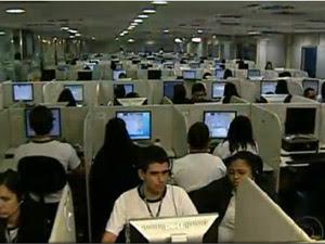 Telemarketing (Foto: Reprodução/TV Globo)