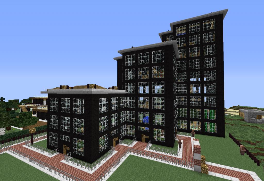 3 Building Office   Minecraft Building Inc