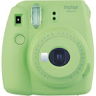 Instax Mini 9 Instant Camera, Lime Green