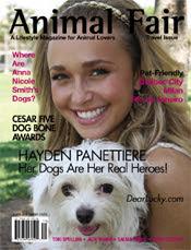 'Animal Fair' with Hayden Panettiere