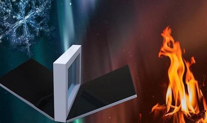 Необычный пассивный кулер охладит жилье и согреет воду без затрат энергии