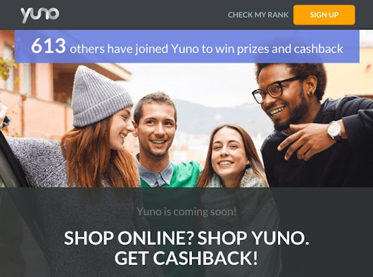 SEO tips for Internet startups with Yuno, a social commerce site
