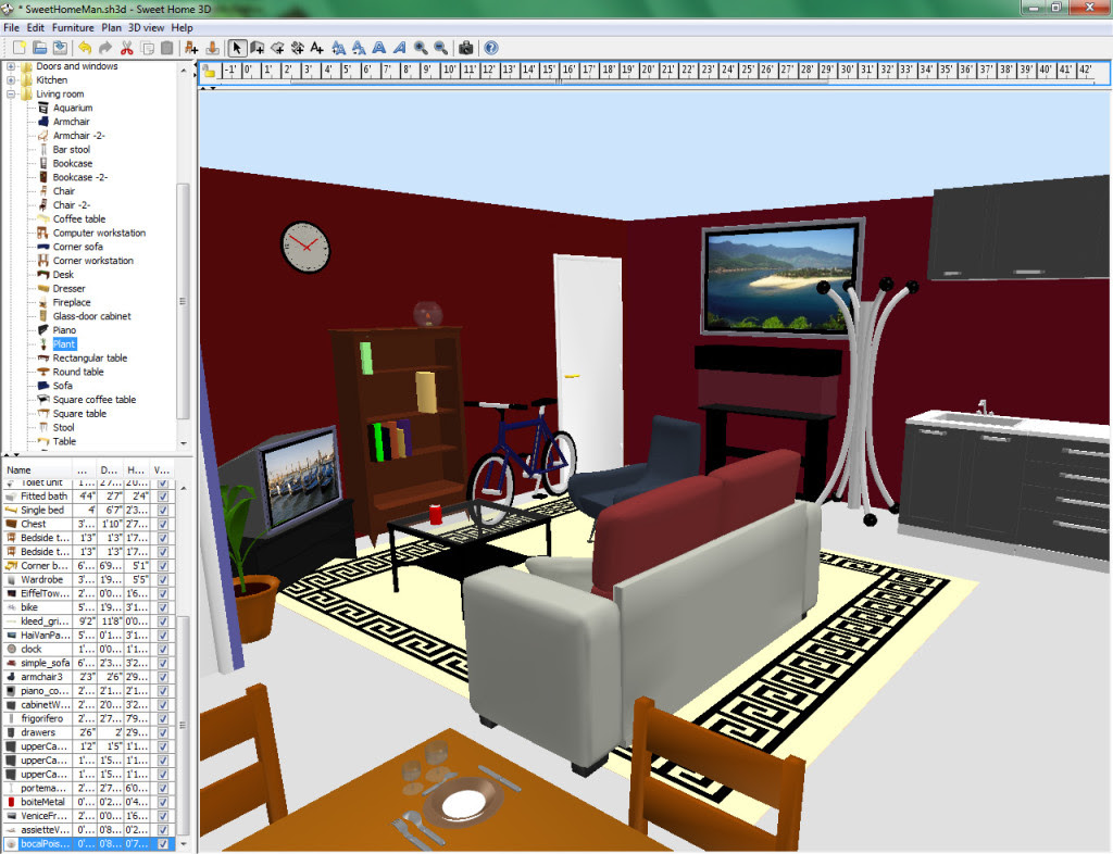 Free Interior Design Software | House Decorating Ideas