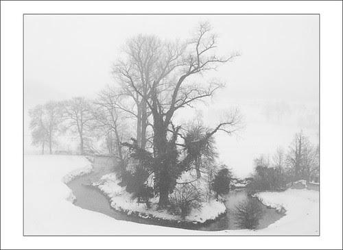 mist bij Kanne