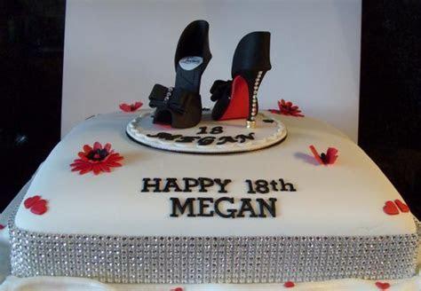 White one level rectangular woman's birthday cake with