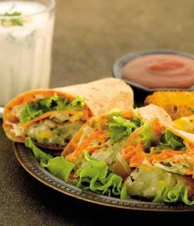 Salad Wrap