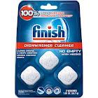 Finish Dishwasher Cleaner - 3 washes, 1.89 oz