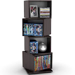 Atlantic - Rotating Cube - Media storage - CD x 216 DVD x 144 Blu-ray Disc x 168