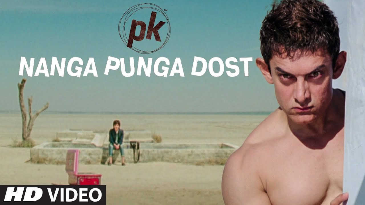 NANGA PUNGA DOST SONG LYRICS & VIDEO | SHREYA GHOSHAL | PK