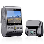 VIOFO A129 Plus Duo 2K QHD 2-Channel Dash Cam with GPS