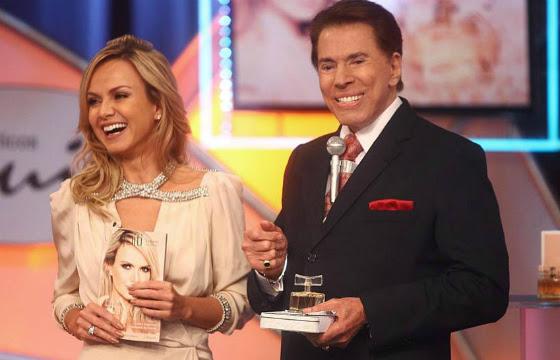 """Eliana no """"Programa Silvio Santos (Foto: Divulgação)"""