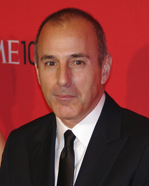 NBC Fires Today Show Host Matt Lauer for Gross Sexual Misconduct