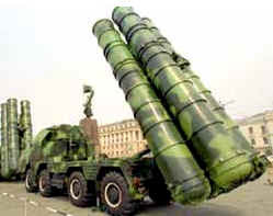Russian S-300 / S-400 Anti-Aircraft / Anti-Missile Mobile Missile System