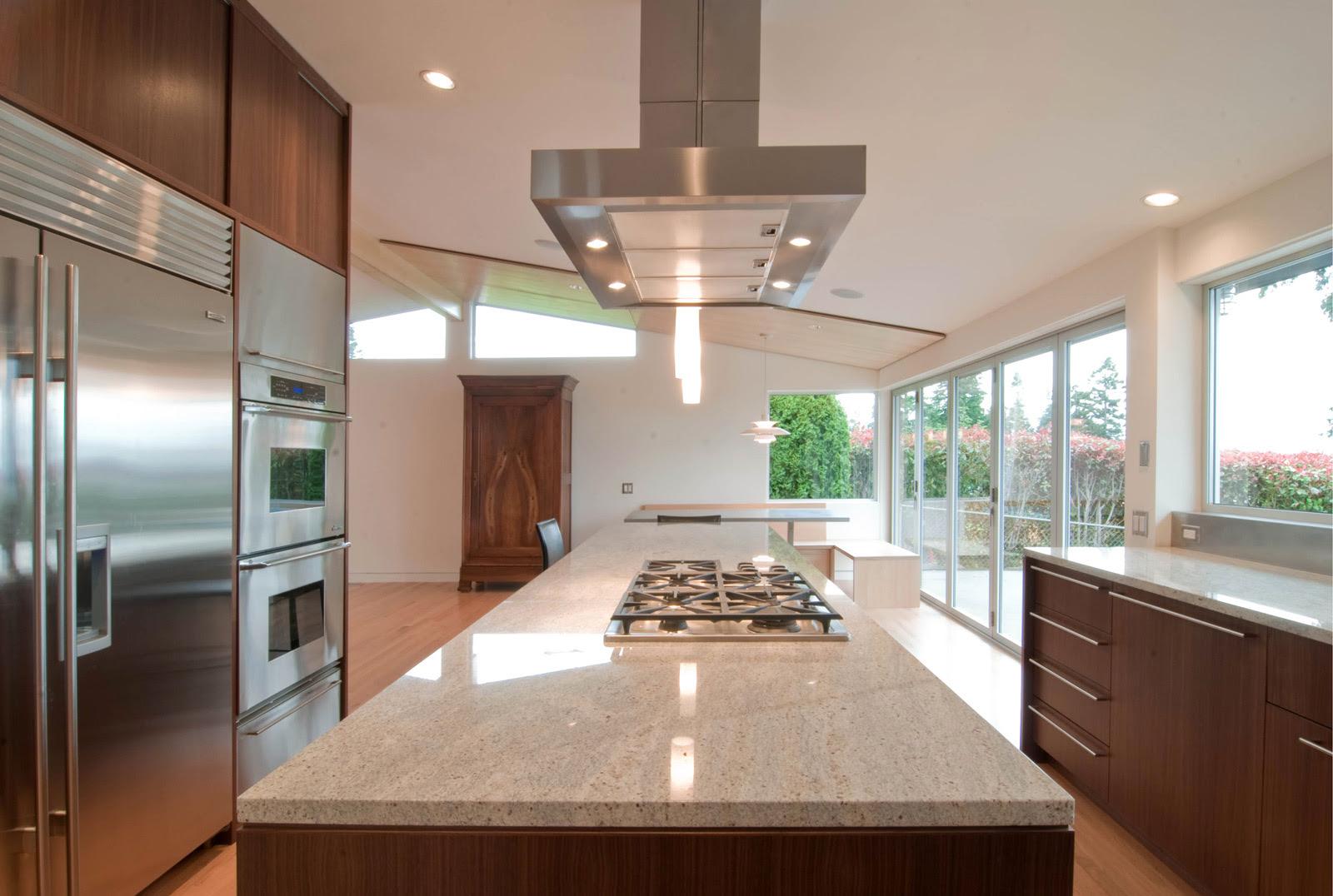 Kitchen Exhaust Hood Design