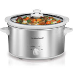 Hamilton Beach Slow Cooker, 4 Quart Capacity
