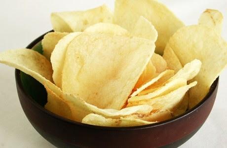 las papas fritas lays engordan mucho