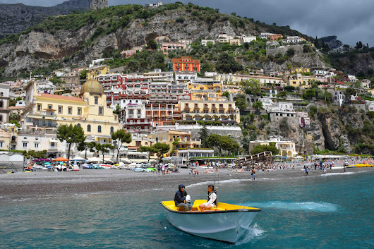 The Amalfi Coast Italy in 4 Amazingly Affordable Days - Round the World in 30 Days