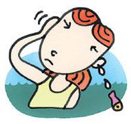 Cara jitu mengatasi kemasukan air di telinga !